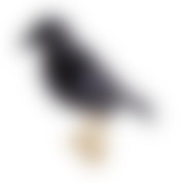 O Corvo Malandro El travieso cuervo de cerámica