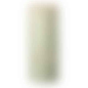 Handcrafted Green Stoneware Vase