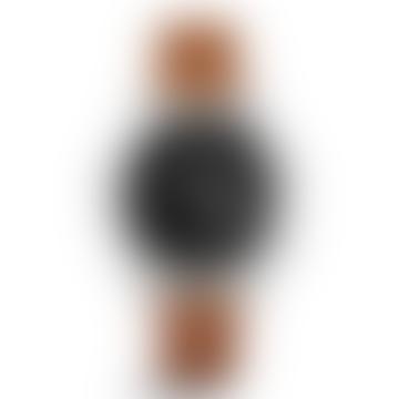 Cognac Leather Orson Watch