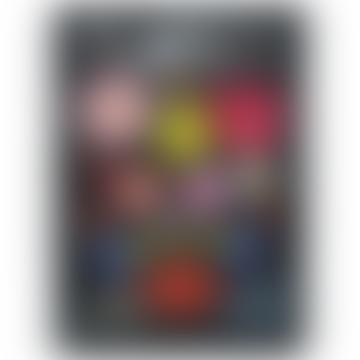 Human Empire Artist Series Multi Color Flores Poster