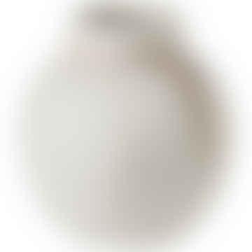 FERG FORM White Stoneware Vase