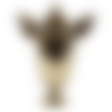 Gold Goblet Ear Vase