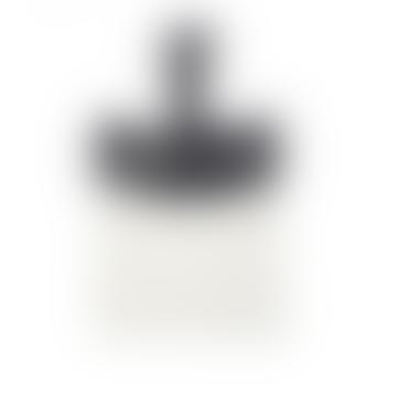 Board - Ceramic Serving Board - White & Charcoal