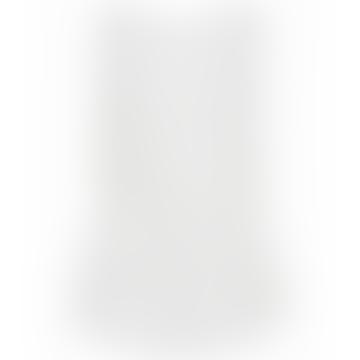 Optic White Safi Linen Top