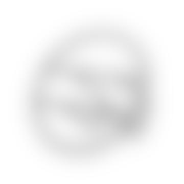 Umbra Black Hoop Magazine Rack/Record Holder