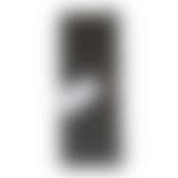 Grey Set Of 2 Rib Placemats