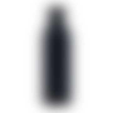 0.5L Tuxedo Black Satin Finish Urban Bottle