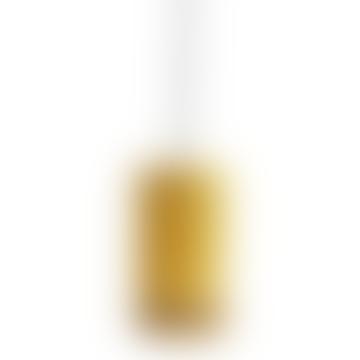 Mustard Velvet Fringed Pendant Shade