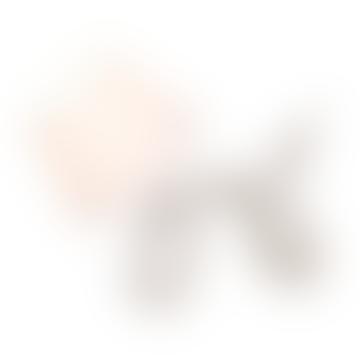 Nordium Chrome Balloon Dog Table Lamp