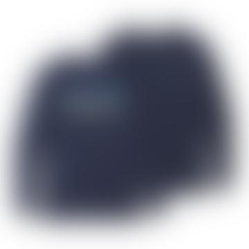 Navy P 6 Logo Responsibili L S Classic T Shirt