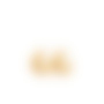 Gold Plated Saga Earrings