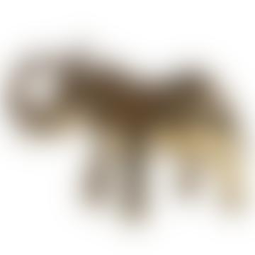 Gold Maribel Elephant