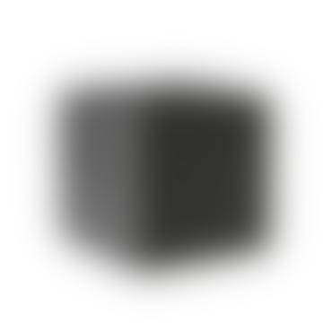 Nordium Black Cube Table Lamp