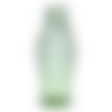 Green Fish And Fish Transparent Bottle