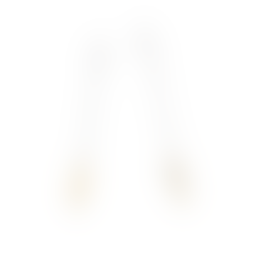 Shatteredfragments Dangle Hook Earrings