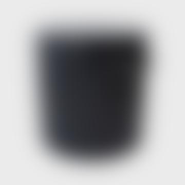 Small Black Lidded Omnioutil Storage Bucket
