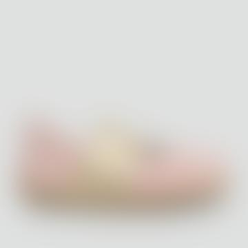 Blush Shimmer Su Demi Ballet Shoe