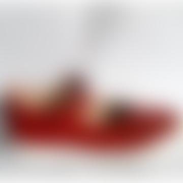 Red Patent Size 23 Breeze Sandal