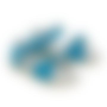 Turquoise 7 Surfer Premium Sandal