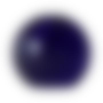 Specktrum Dark Blue Crystal Candlestick