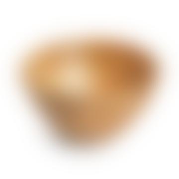 Indus Mango Wood Salad Bowl Medium