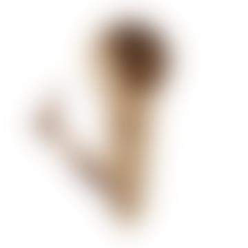 Muubs Teak Wood Coffee Measuring Spoon