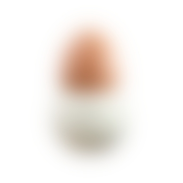 Small Koom Ivory Egg Cup