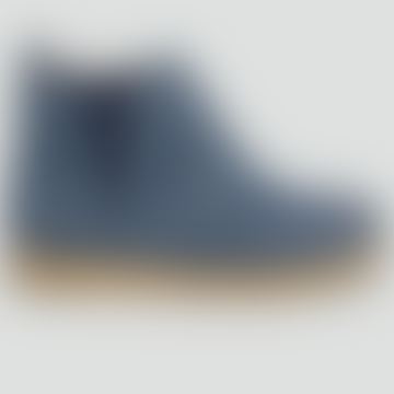 Bobux Denim Iw Signet Boots