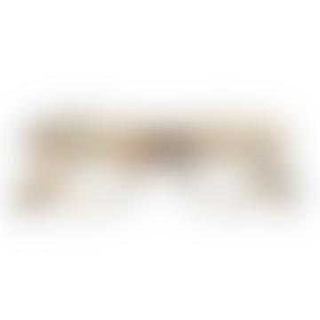 Reading Glasses in Light Tortoise (Frame Shape: #C)