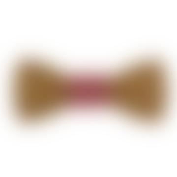 Basilea Wooden Bow Tie