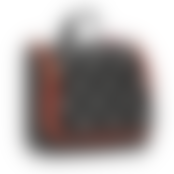 XL Mixed Dots Large Foldable Toilet Bag