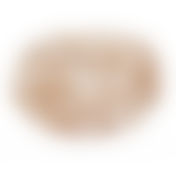 Eos Feather Pendant - Medium - Light Brown