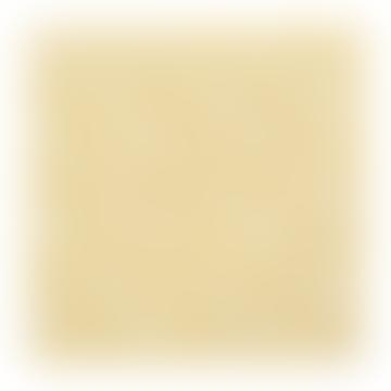 Yellow White Sparrow Fabric