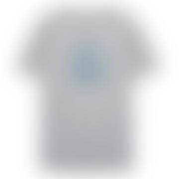 Makia Clothing Grey Beacon Tee Shirt