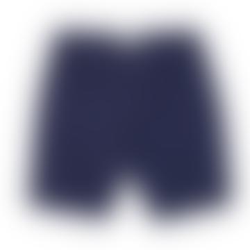 Makia Clothing Deep Navy Nautical Shorts