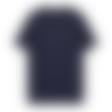 Makia Clothing Navy No Offence Tee Shirt
