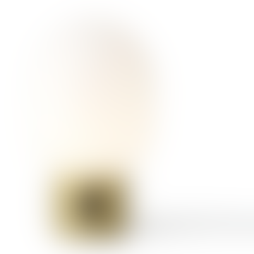Menu Jwda Polished Brass Lamp