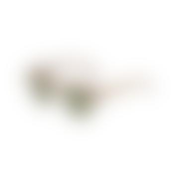 Selected Homme Sunglasses Demitasse Tortoiseshell/Gold Wire Frame