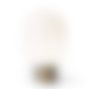 Menu Light Grey & Brass Jwda Concrete Lamp