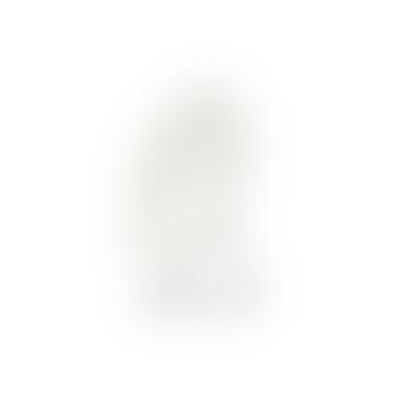 20cm Black Standing Mirror