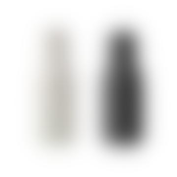 Carbon & Ash Bottle Grinder Set, Walnut