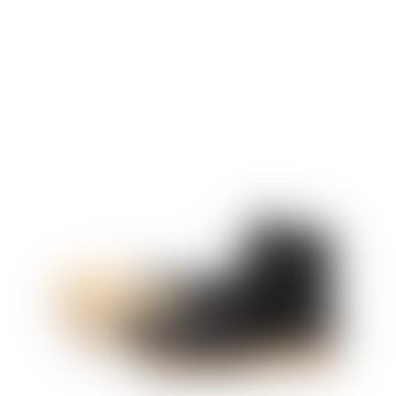 Moc Toe 8818 Black Harness / Black Abilene Upper Tier