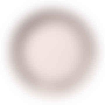 Salamanca Dinner Plate- Black and White Stripe-Set of 4