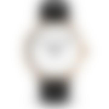 Gold White Black 41mm Absalon Watch