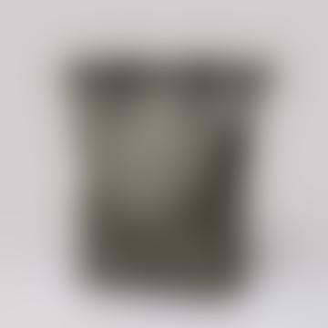 Wetheknot Olive Green Roll–top Backpack