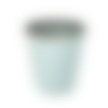 Light Blue Conic M Terres De Reves Goblet