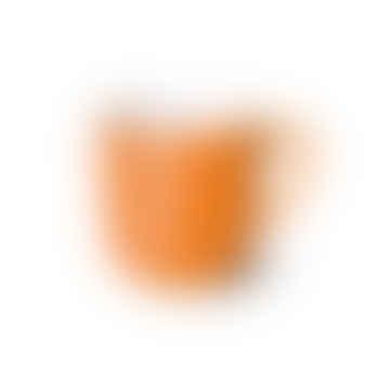 Orange Solid Color Mug