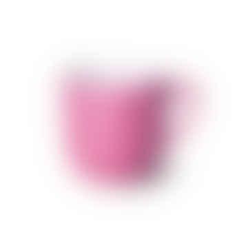 Pink Solid Color Mug