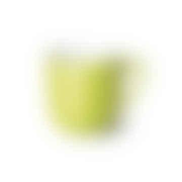 Lime Solid Color Mug
