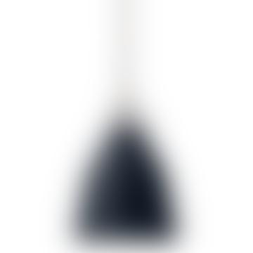 Dark Blue Carravagio Lamp